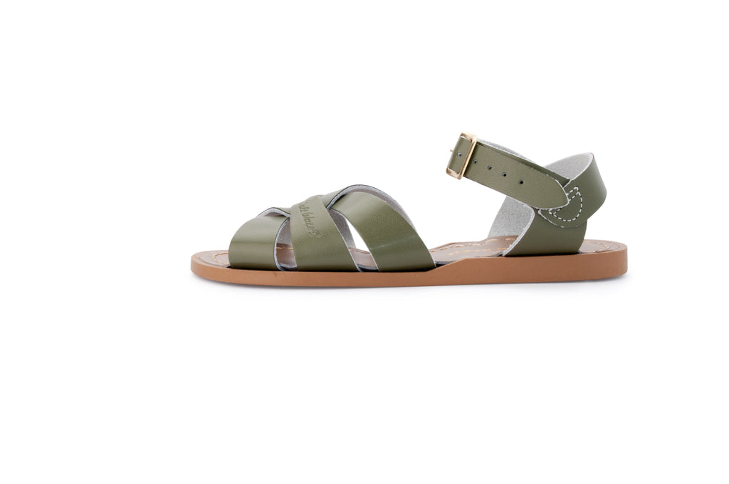 Salt Water Sandals Originals Olive