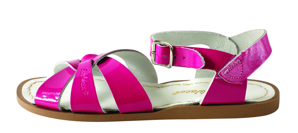 Salt Water Sandals Originals Fuchsia