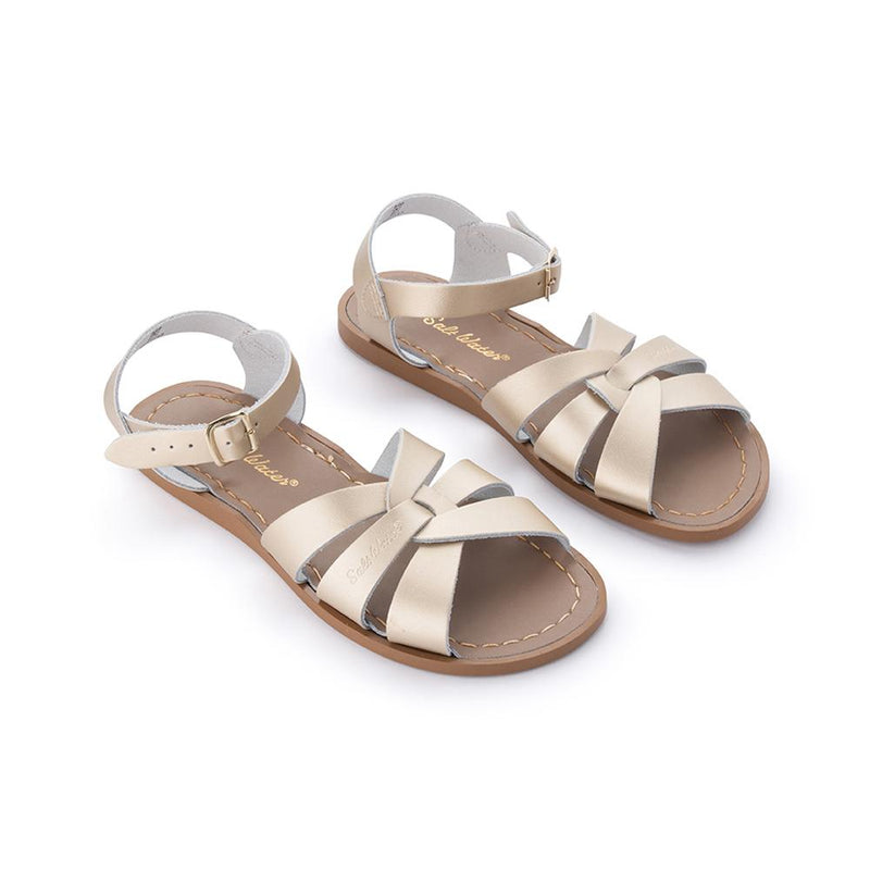 Salt Water Sandals Originals Gold