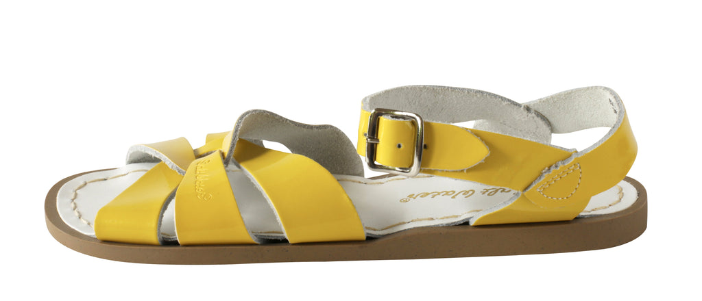 Salt Water Sandals Originals Yellow