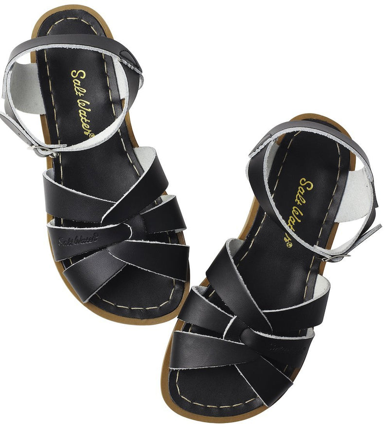 Salt Water Sandals Originals Black