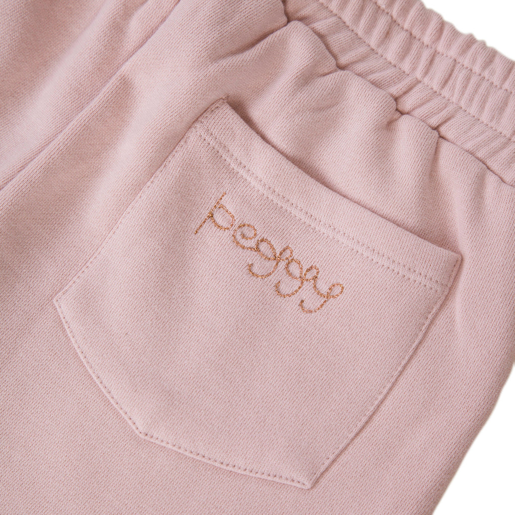 Peggy Wynn Trackpants - Dusty Pink