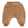 Rock Your Baby Caramel Sherpa Baby Trackpants