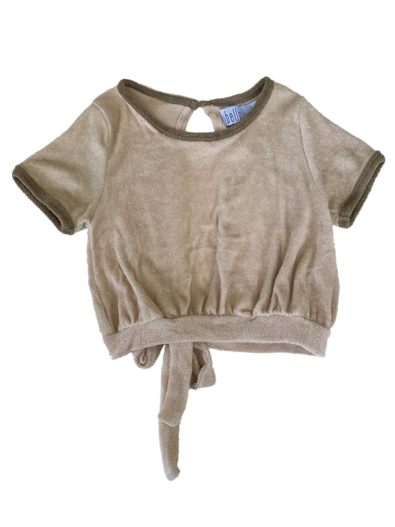 Bella & Lace Bambi Top - Marshmallow