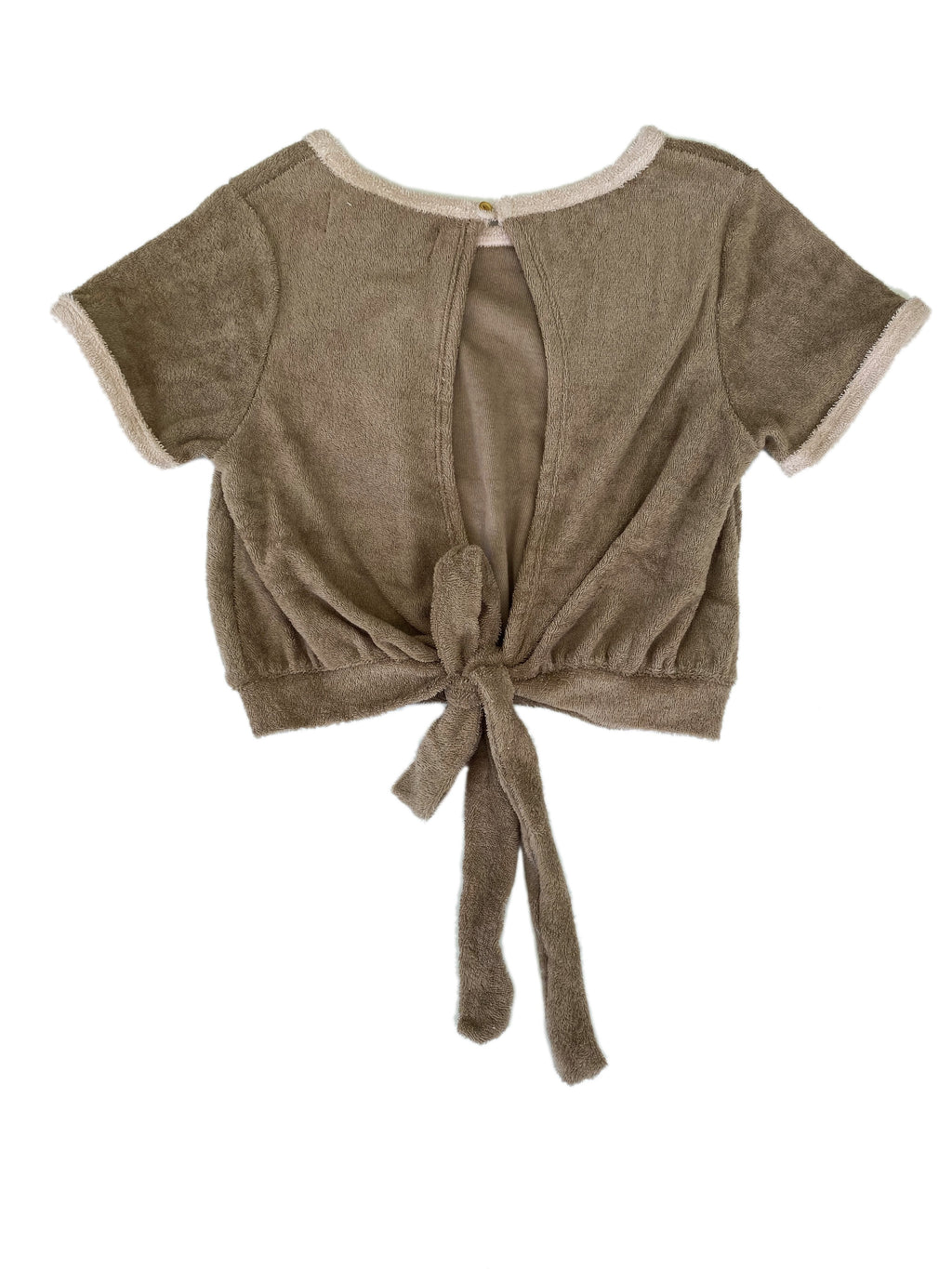 Bella & Lace Bambi Top - Feather