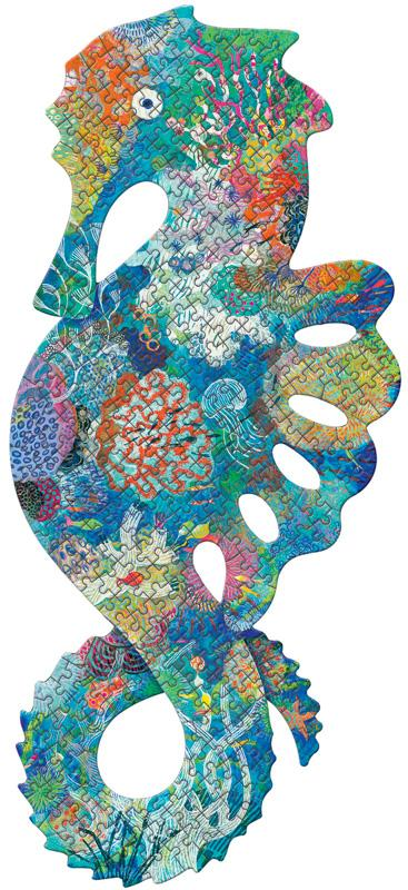 Djeco Art Puzzle - Sea Horse 350pc
