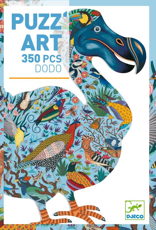 Djeco Art Puzzle - Dodo 350pc