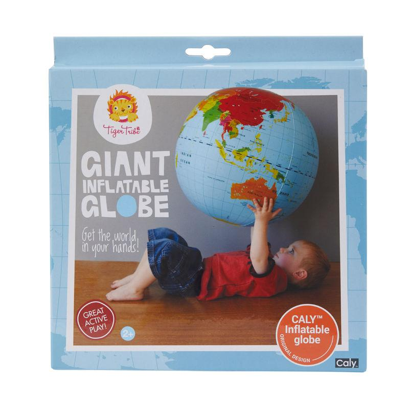 Tiger Tribe World Globe Giant Inflatable 50cm