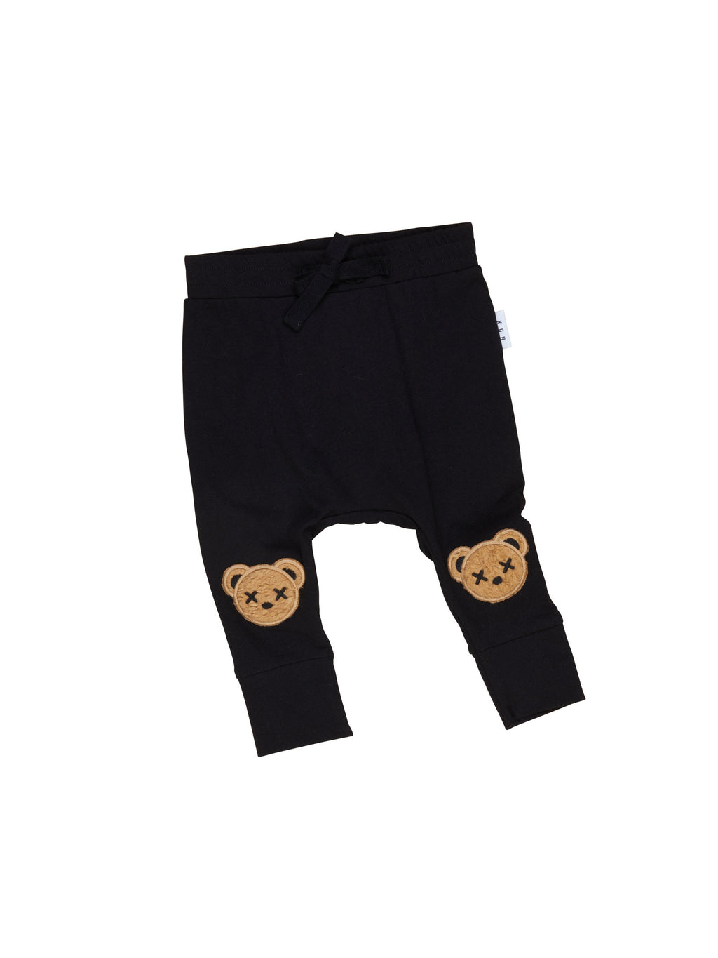 Huxbaby Huxbear Applique Knee Drop Crotch Pant - HB1824