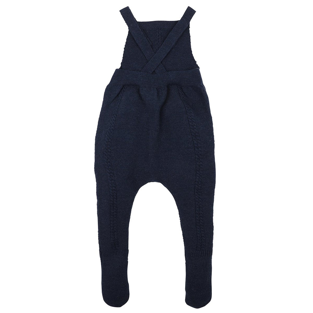 Bebe Finn Footed Knit Overall