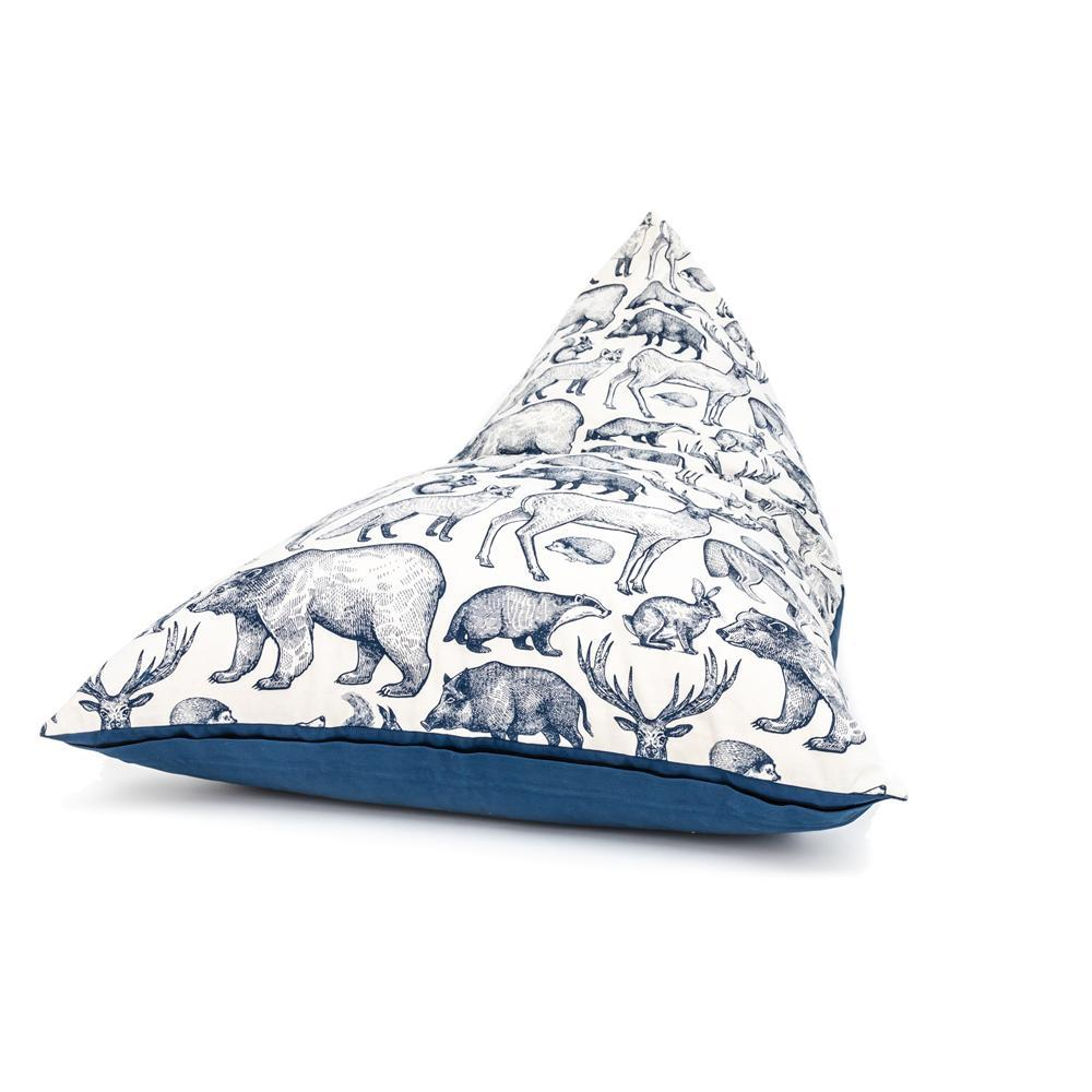 WILD ONES COLLECTION - Bean Bag cover -Ink