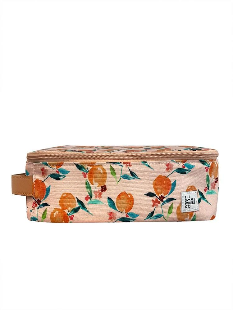 The Somewhere Co. Lunch Case - Orange Blossom