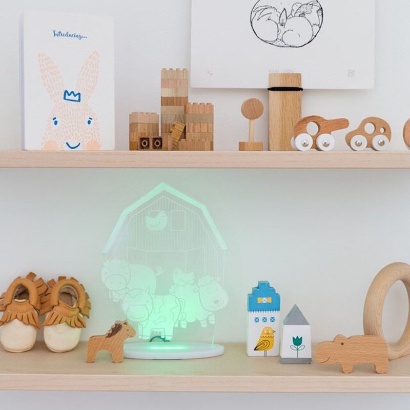 My Dream Light LED Night Light - Farm Yard - PLUG IN