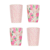 Love Mae Bamboo Tumbler Set - In Bloom & Pink Spot
