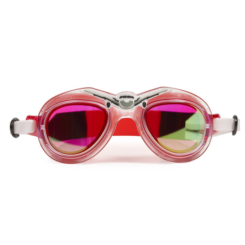 Bling2o Swim Goggles Pilot In Command - Jet Red