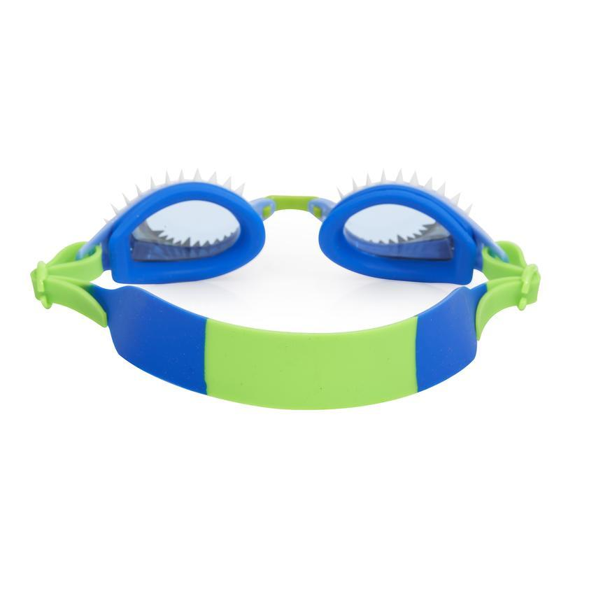 Bling2o Swim Goggles Fish-N-Chips - Hammerhead Blue