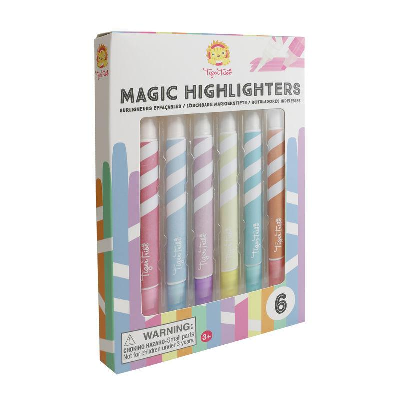 Tiger Tribe Magic Highlighters