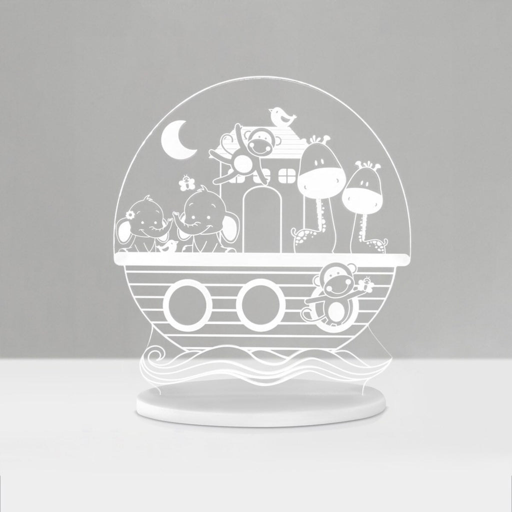My Dream Light LED Night Light - Noahs Ark - PLUG IN