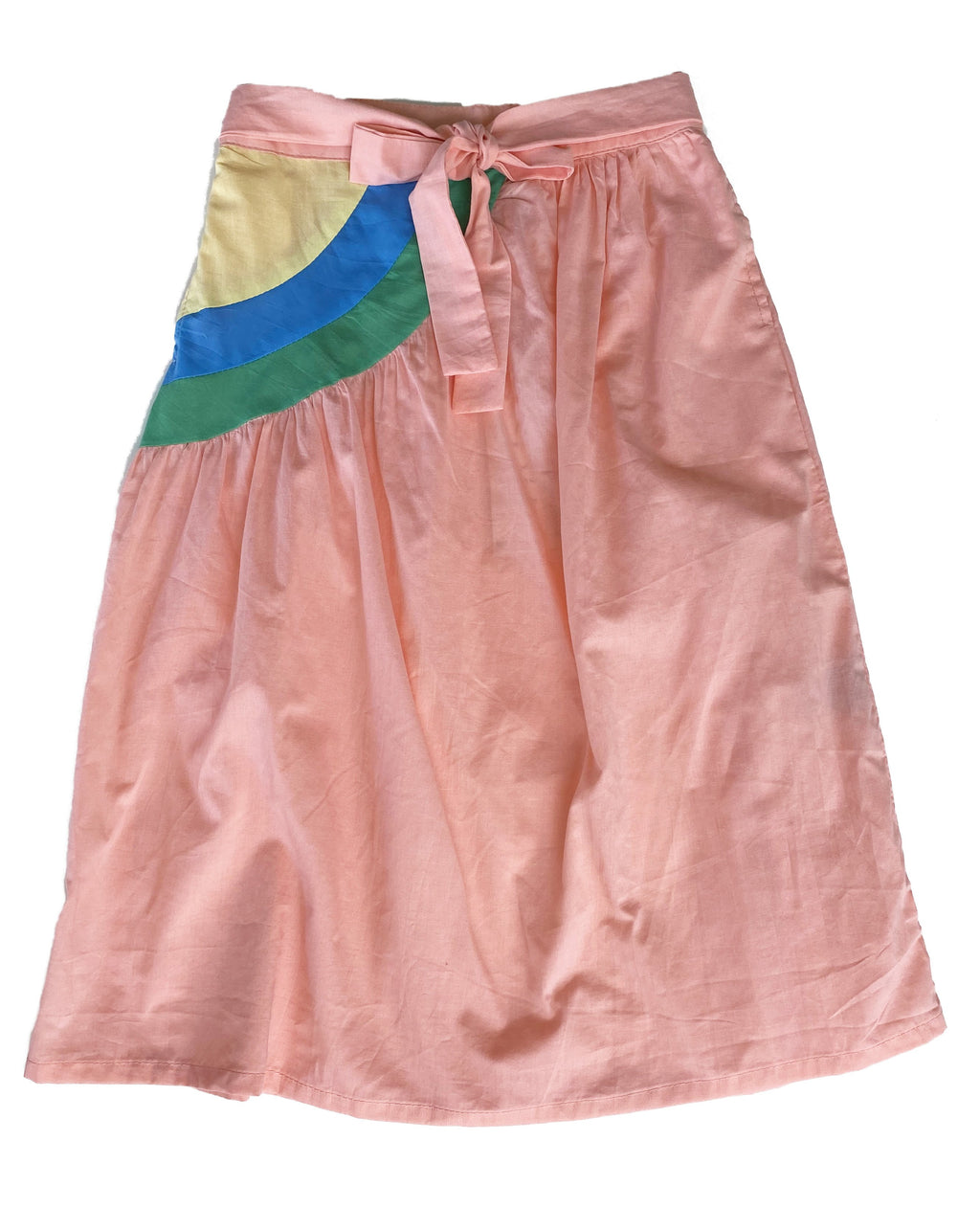 Bella & Lace Palm Bay Skirt - Sashimi