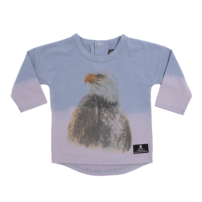 Rock Your Baby Eagle Eye LS Baby T-Shirt