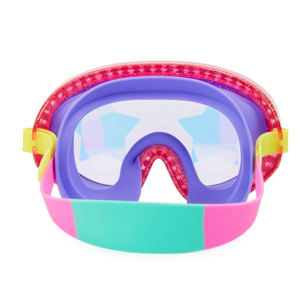 Bling2o Swim Mask Rock Star Glitter - Rock Star Strawberry