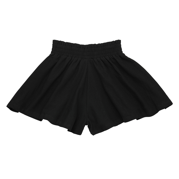 Rock Your Baby Black Papillon Shorts