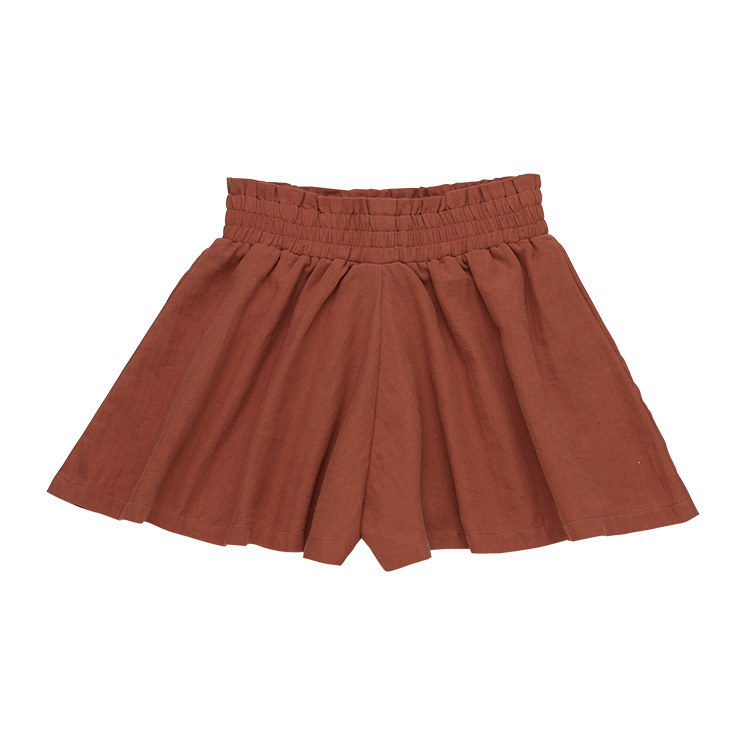 Rock Your Baby Light Brown Papillon Shorts