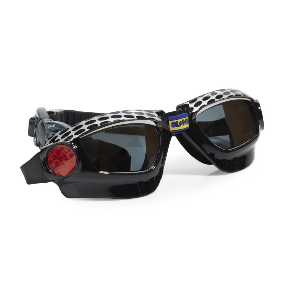 Bling2o Swim Goggles Truckin' - Midnight Black Mack