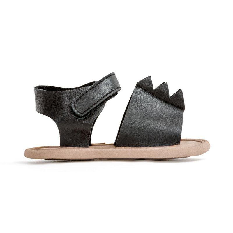 Pretty Brave Blake Sandal- Black Dragon