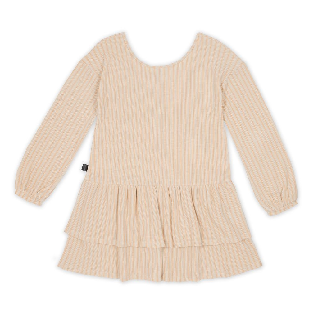 Kapow Kids Retro Stripe Women's Boho Dress