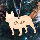Personalised Pet Dog Tree Decoration