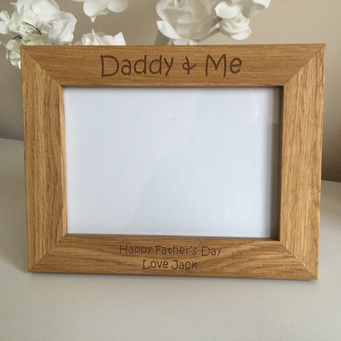 Wooden Photo frame 5 x 7""