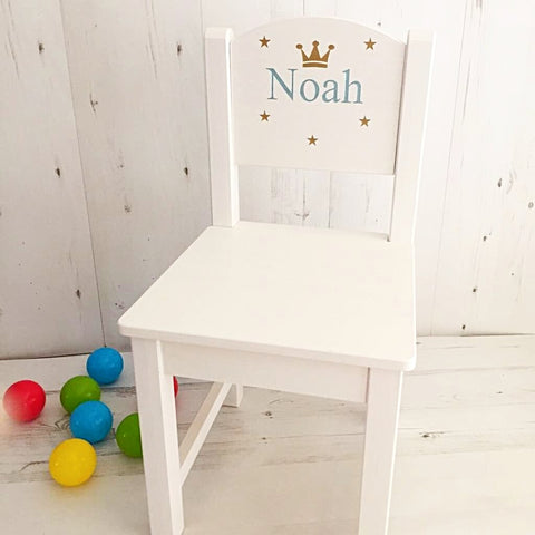 Childs Solid Wooden Chair