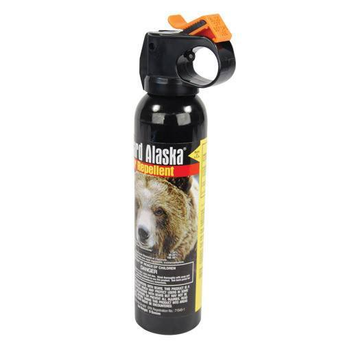 Animal Repellent - Guard Alaska Bear Spray - 9 Oz