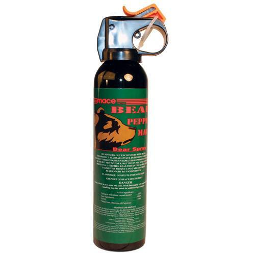 Animal Repellent - Mace Bear Spray Pepper Spray