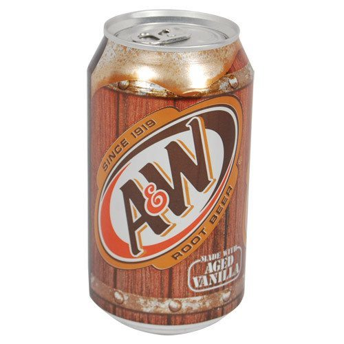 A&W Root beer Can Diversion Safe