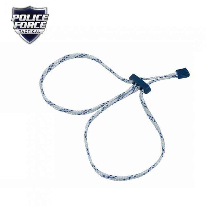 Handcuffs - Police Force Single Use Quick Cuff 10 Pack