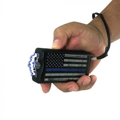Police Force Blue Line Stun Gun