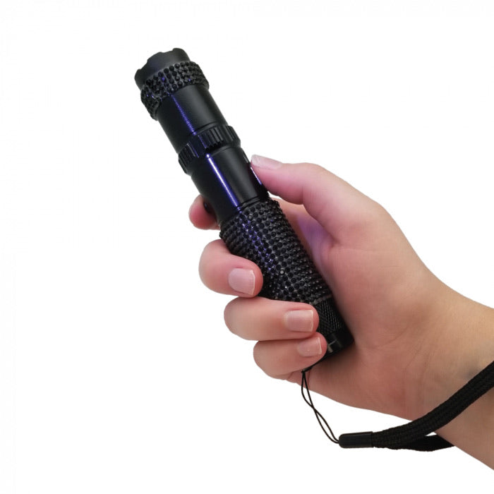 JOLT RhineStun Flashlight 75,000,000 - BLACK