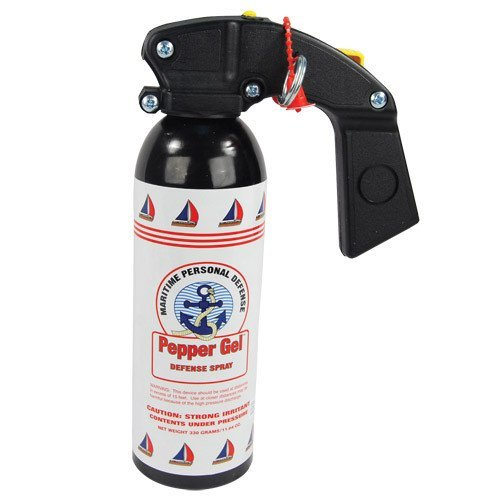Mace Pepper Spray - Mace Pepper Gel Maritime Spray