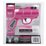 Mace Pepper Spray - Mace Pink Pepper Spray Gun With Strobe LED