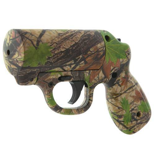 Mace Pepper Gun in Warrior Camo