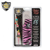 Pepper Spray: Streetwise 23 - Streetwise Fashion Model Pepper Spray 23 Pink & Black