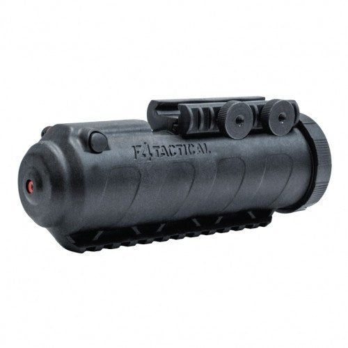 Police Force Defender - Sabre Red F4 Tactical Rail-Mounted Pepper Spray