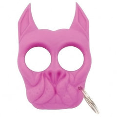 Self-Defense Keychains - Brutus Self Defense Keychain In Pink
