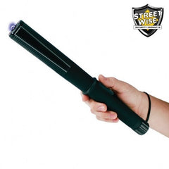 Rechargeable Stun Baton - Streetwise Peacemaker 6,000,000 Volt Rechargeable Stun Baton