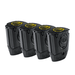 TASER Cartridges for TASER Pulse and TASER Bolt (4 Pack)