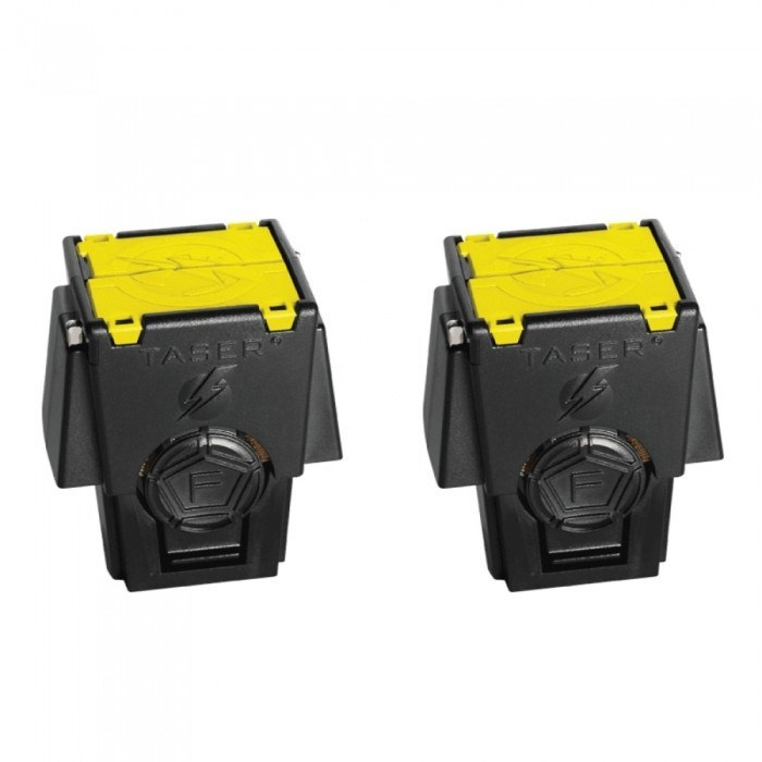 TASER Cartridges for X26C and M26C (2 Pack)