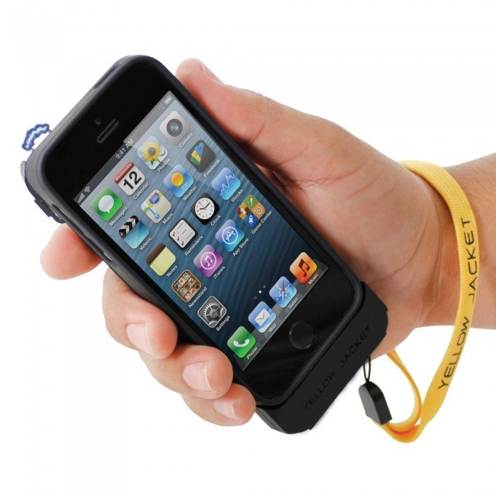 iPhone Taser - Stun Gun and Power Bank