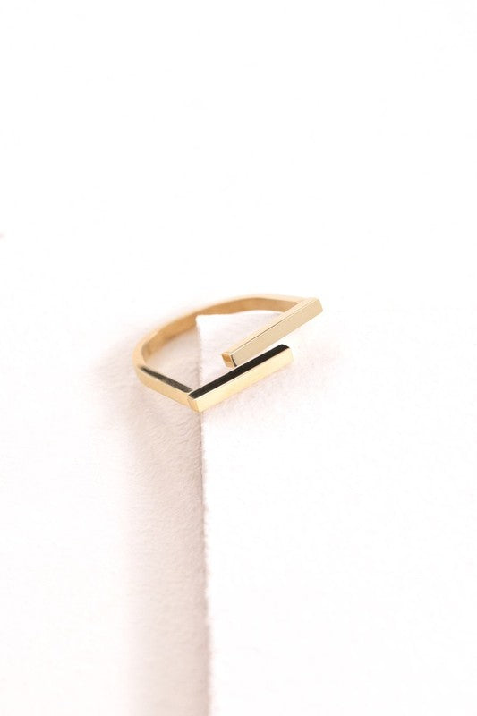 Top Shelf Bar Ring - Mint Pop Shop